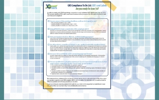 Cover to GHS Compliance To Do List