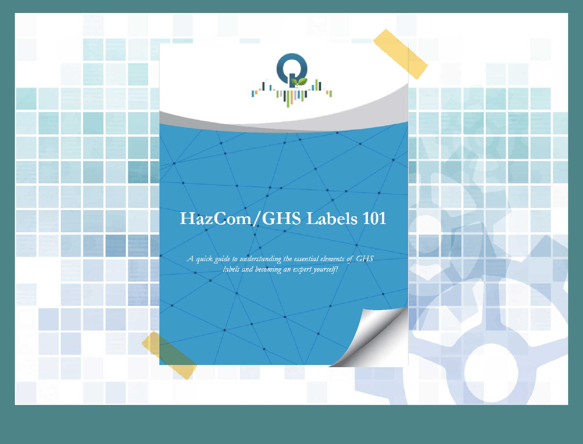Cover to HazCom/GHS Labels 101 Guide