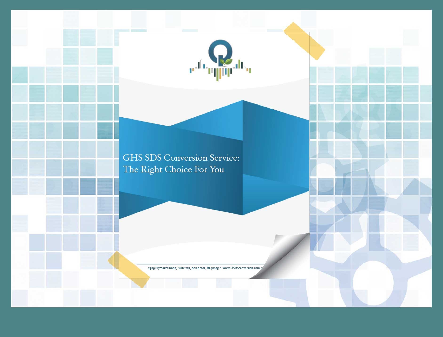 Cover to GHS SDS Conversion Service : The Right Choice for You Guide
