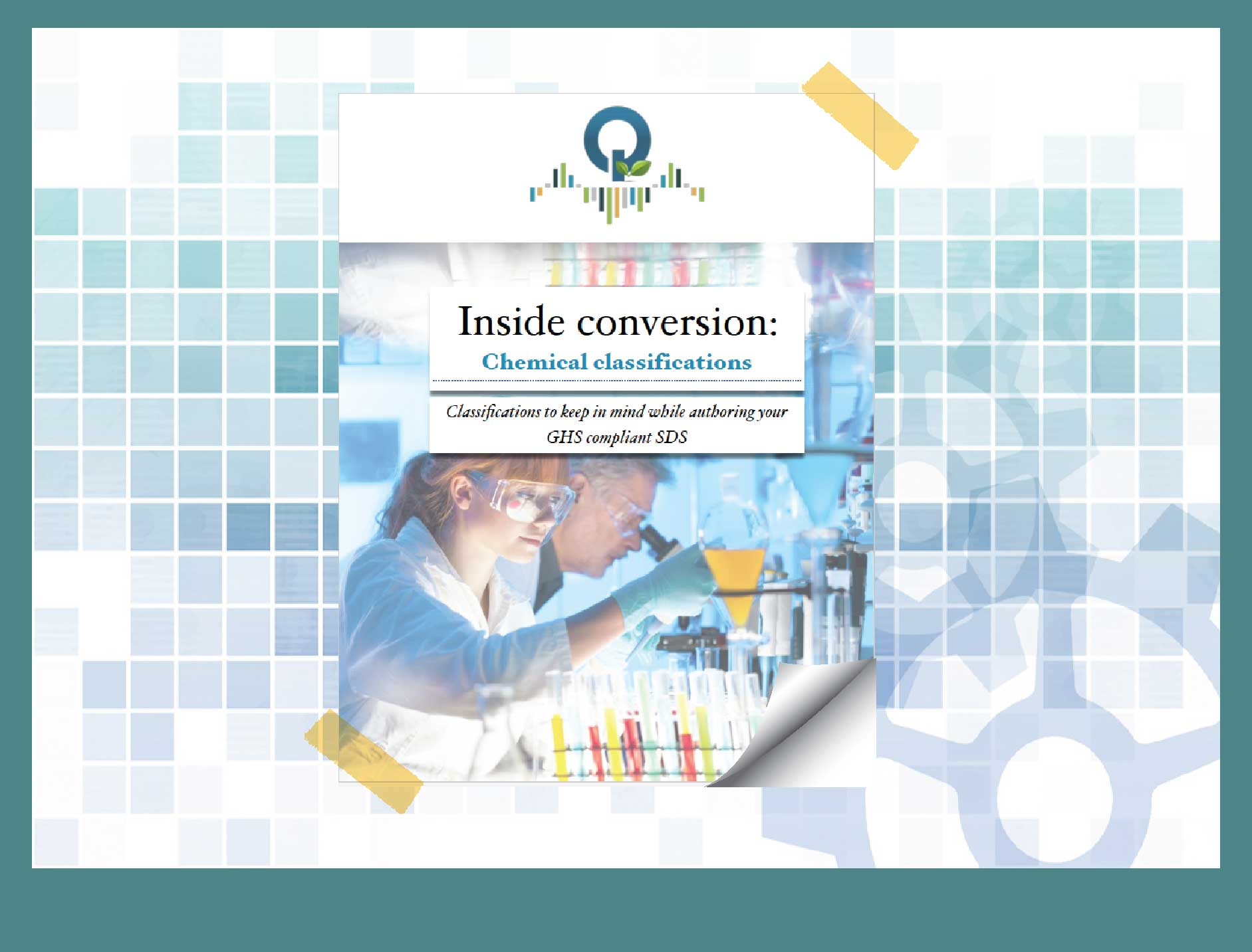 Cover to Inside Conversion : Chemical Classification Guide
