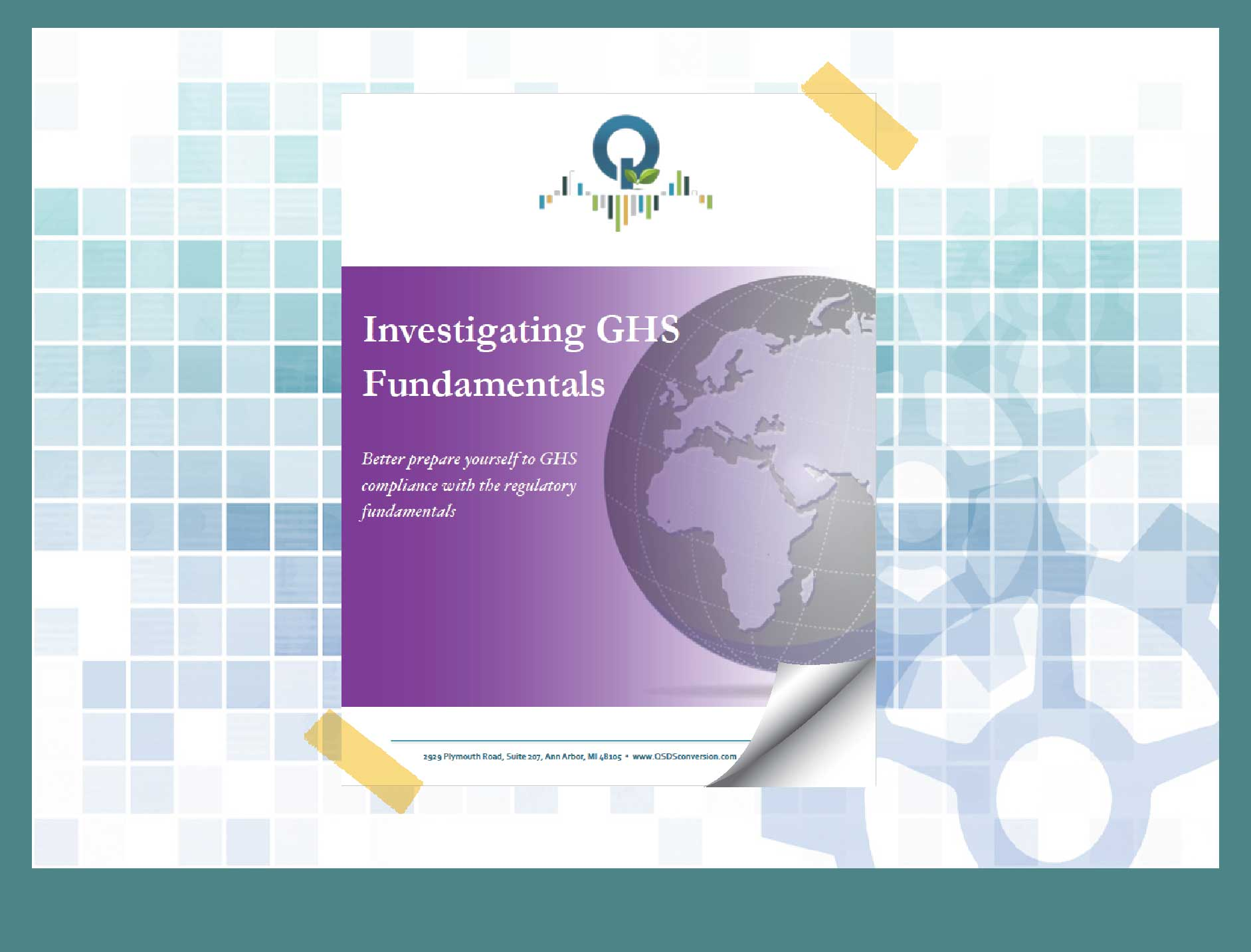 Cover to Investigating GHS Fundamentals Guide