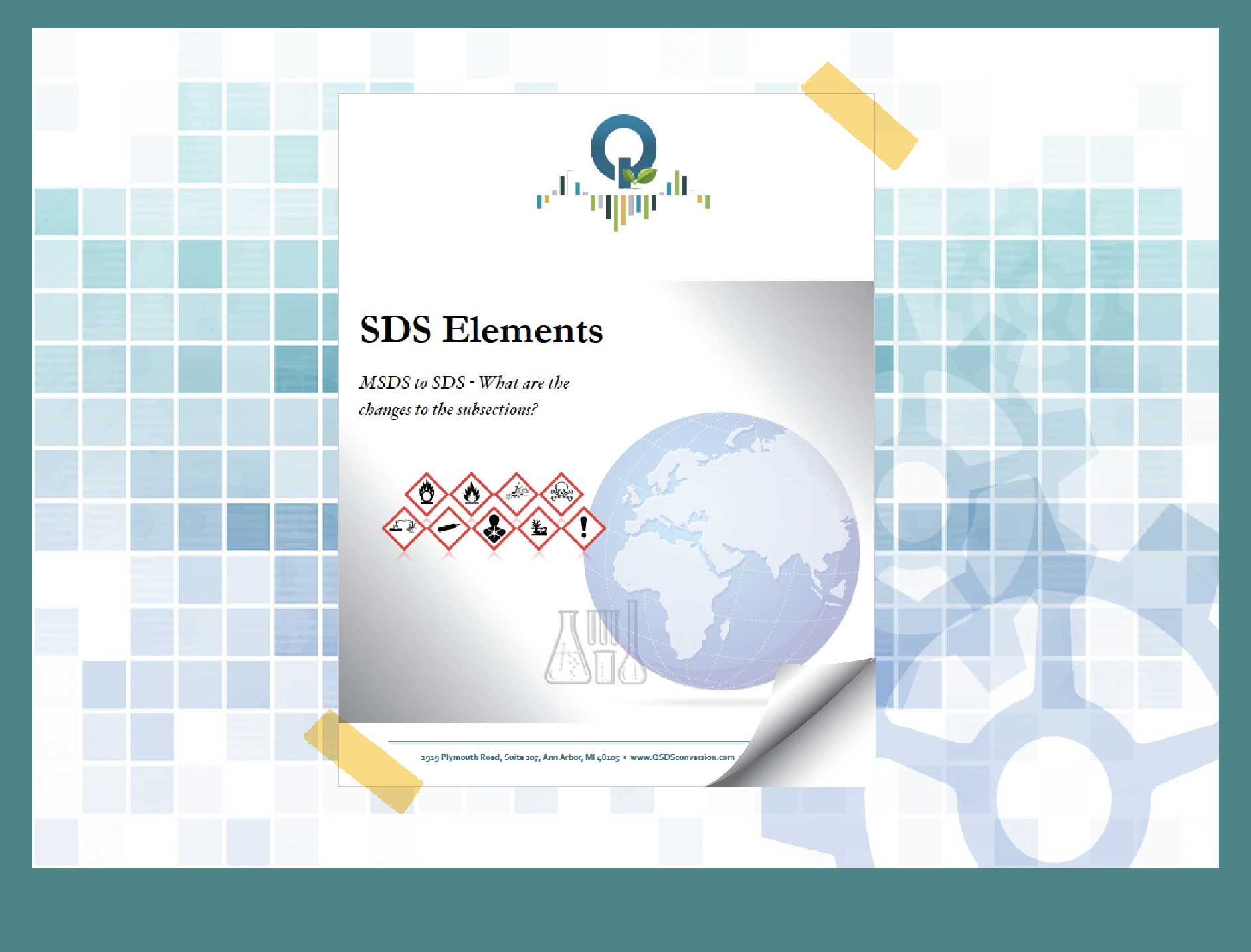 Cover to SDS Elements Guide