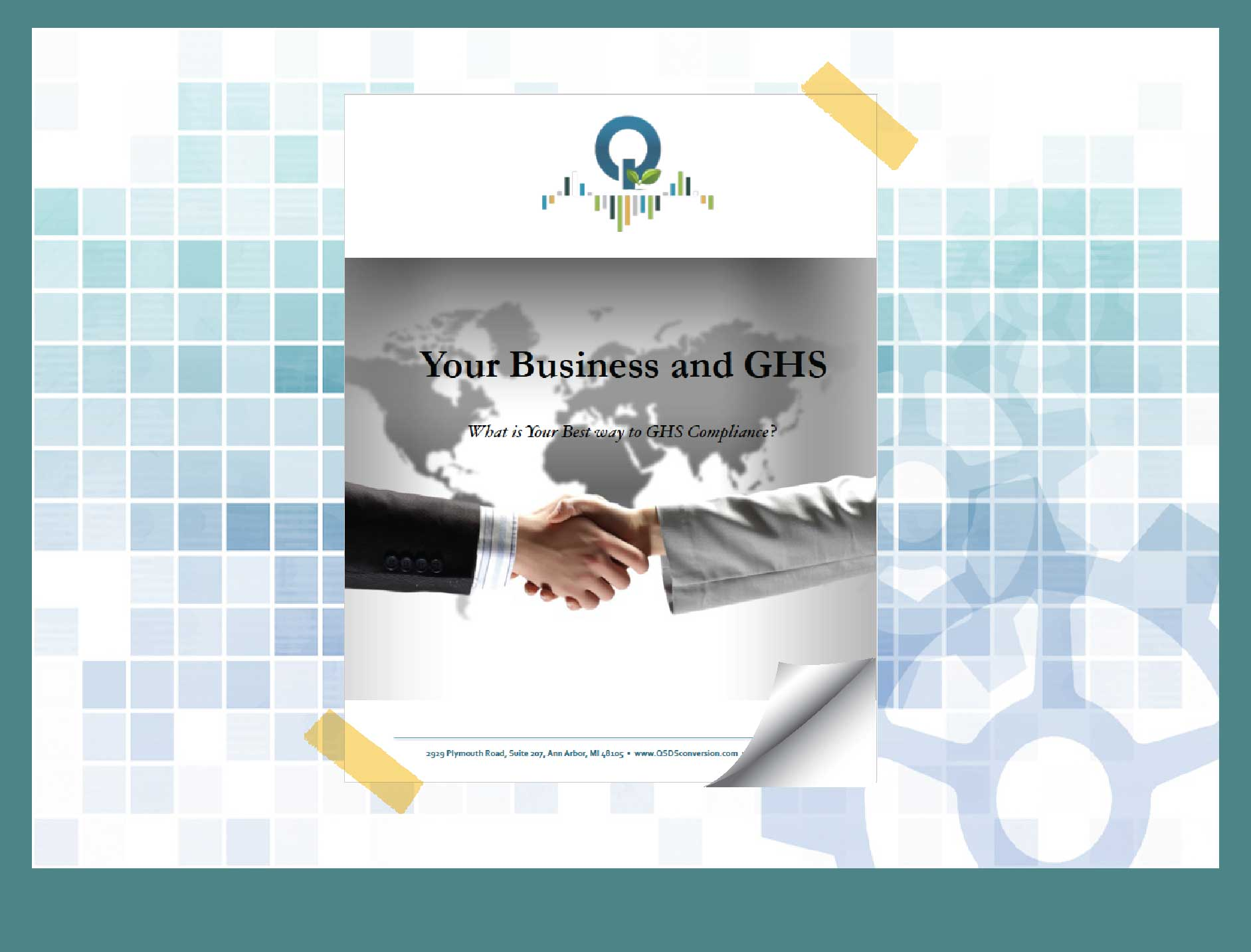 Cover to Your Business and GHS Guide