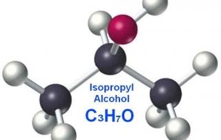 IPA molecular structure