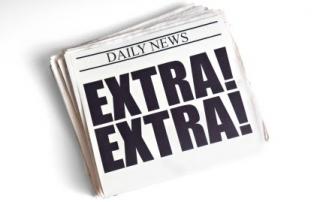 Daily News - Extra! Extra!
