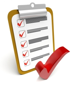 Checklist for Safety Audits