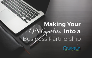 Making Your EHS Expertise Into a Business Partnership