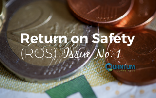 Return on Safety Issue No. 1