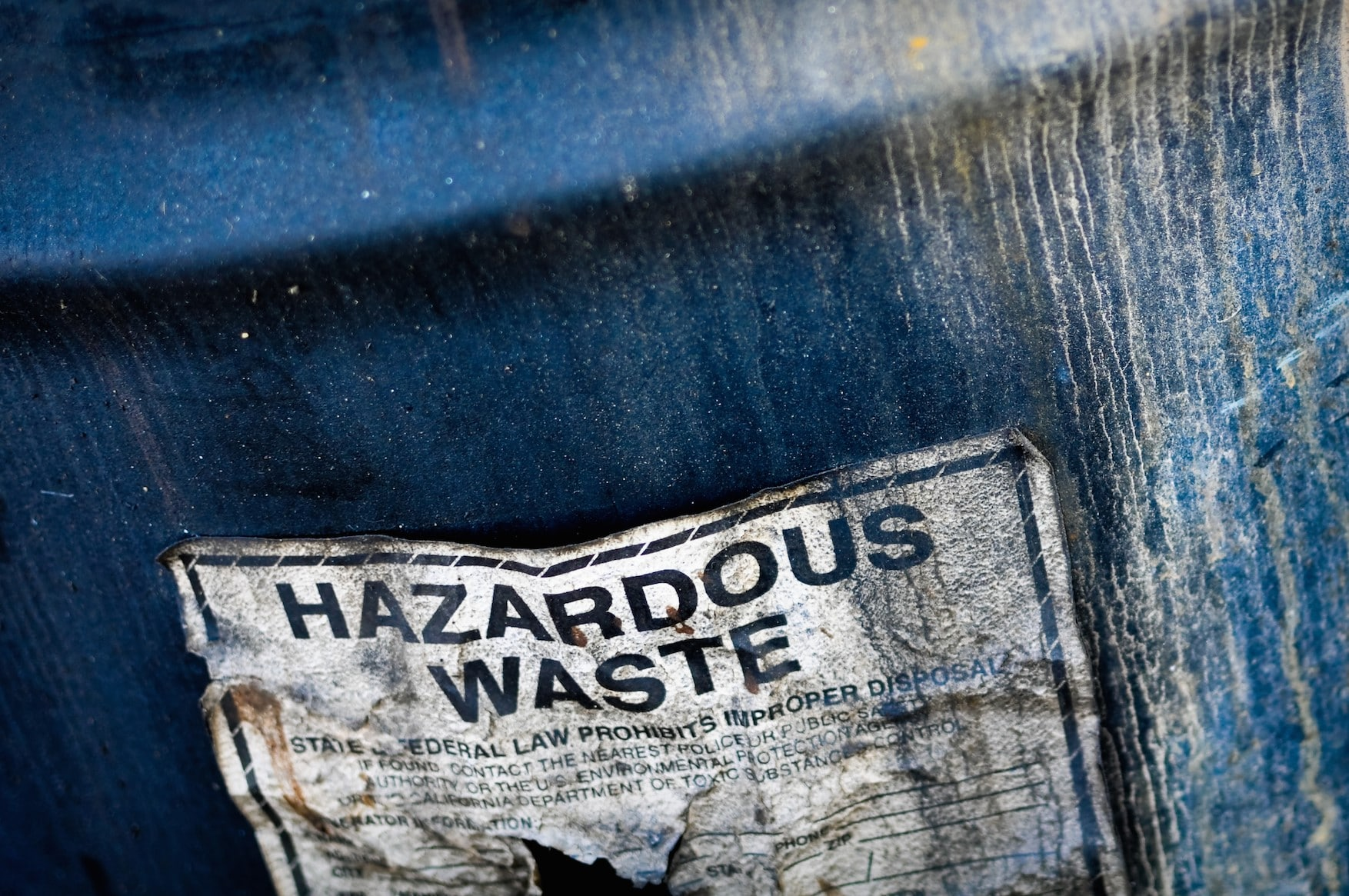 EPA Overhauls Hazardous Waste Regulations