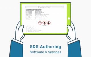 GHS standard compliant SDS - 1