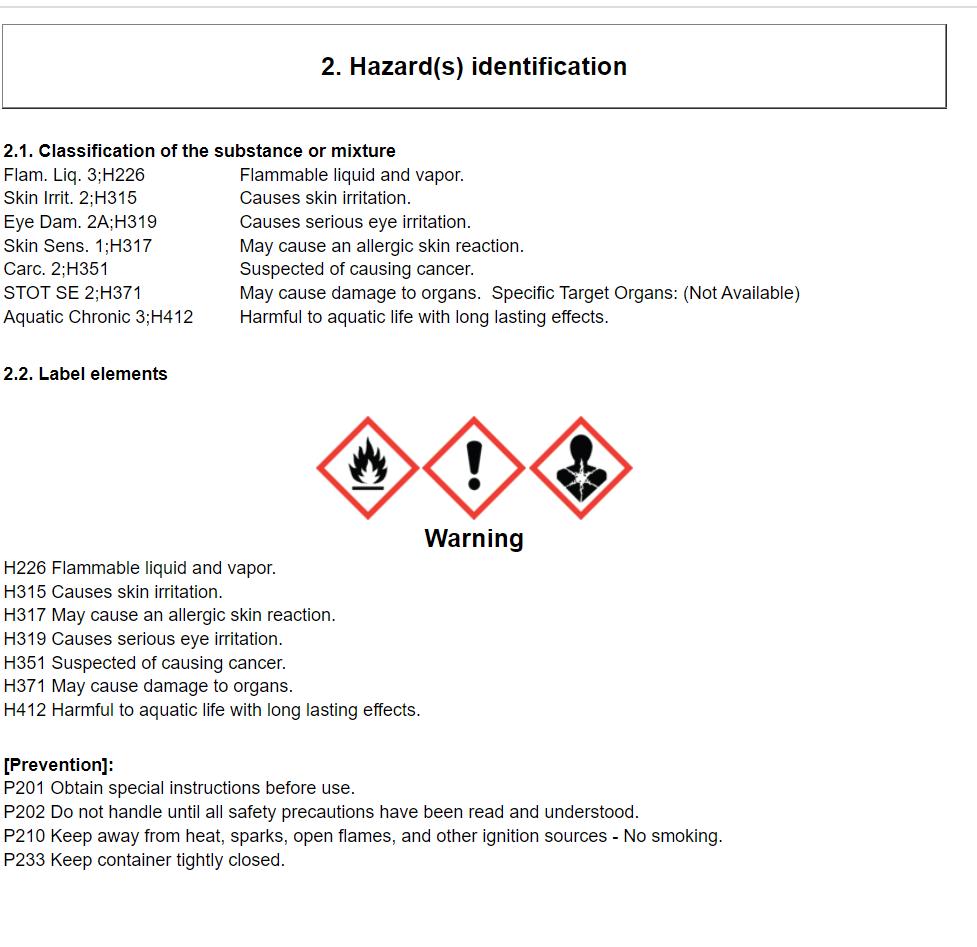 Keys to Assuring SDS Compliance